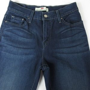 Levi's 512 Perfectly Slimming 8M Boot Cut Jeans